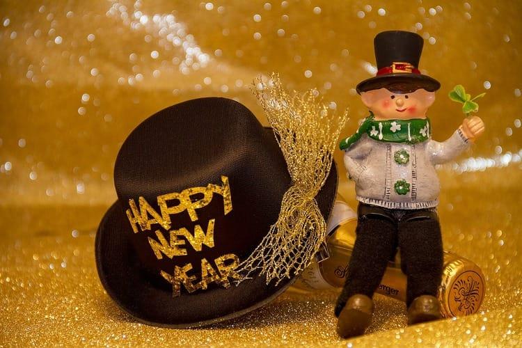 Neujahr Gesetzlicher Feiertag